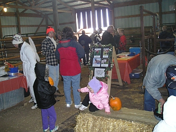 HALLOWEEN at THE FARM